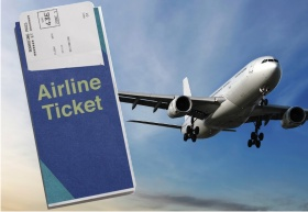 Airline Tickets, New Jersey, USA